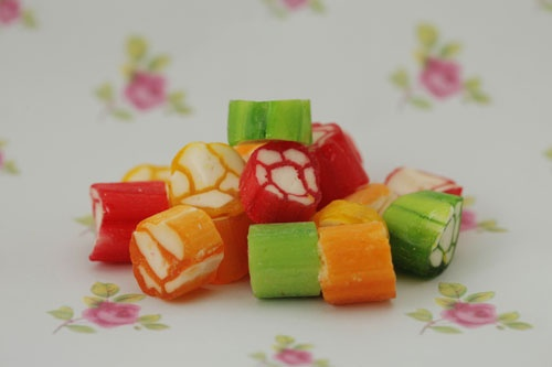 Fruit rock (wrapped) - 100g